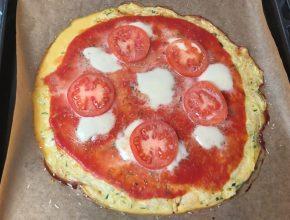 cukkini pizza liszt nélkül
